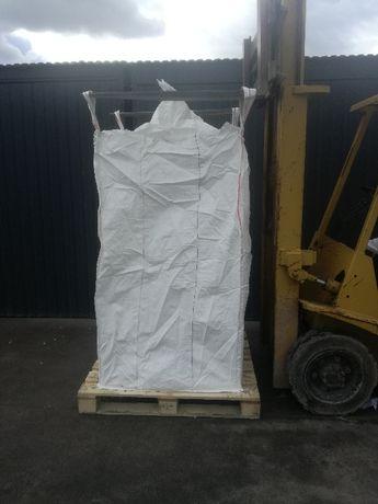 Worki Big Bag Używane na Odpady Wióra Folię Pyły rozmiar 190cm Hurt