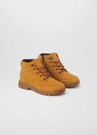 Ботинки для мальчика Zara,новые