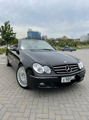 Продам авто Mercedes-Benz CLK Avangard