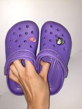 Кроксы, Crocs M1 W3 20см