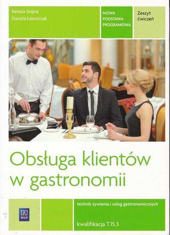 Ćwiczenia Obsługa klientów w gastronomii