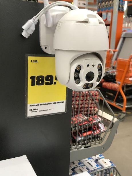 OBI Kamera IP WiFi obrotowa HDC-IB201W cena 189 zł