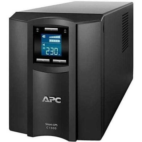 APC Smart-UPS C 1000VA (SMC1000I)