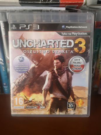 Uncharted 3 PlayStstion3