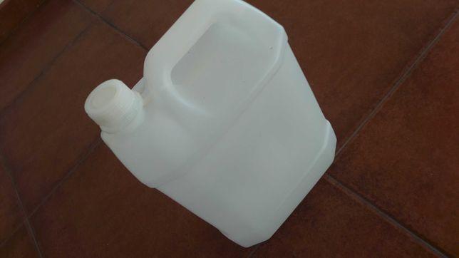 Bidões de 5 litros