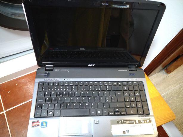 Acer 5542G vendido as pecas
