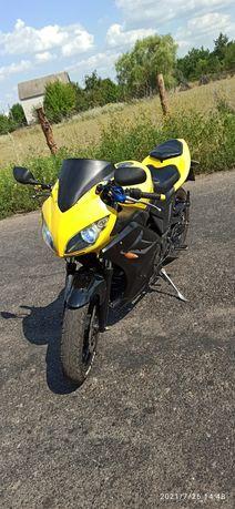 Мотоцикл Viper v250f-2