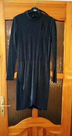 Błyszcząca sukienka M