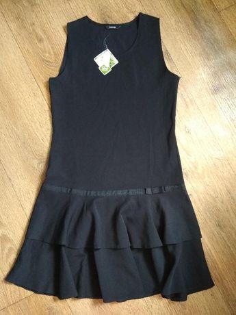 Новый школьный сарафан платье на девочку 11-12 лет, рост 146-152, от g