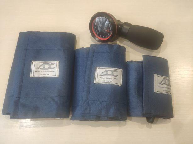 Тонометр анеироид ADC 703 pressostabil Германия с набором манжет
