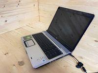 Ноутбук HP dv9500 под ремонт