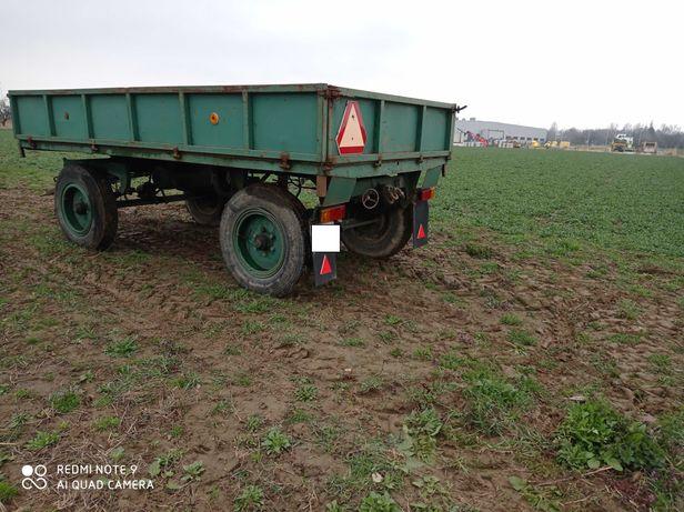 Przyczepa rolnicza D-46