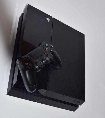 Konsola PS4 FAT 500GB