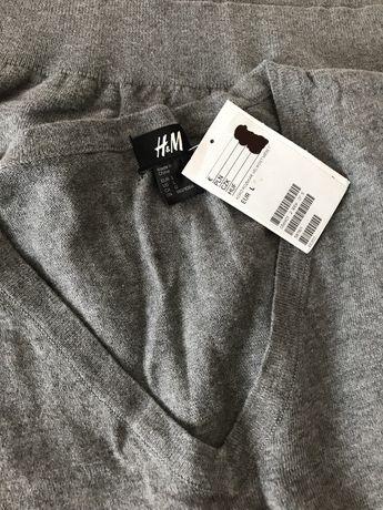 Zamienie bezrękawnik kamizelka HM H&M roz L nowy