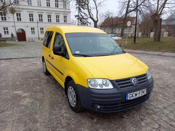 Volkswagen Caddy 2005 VAT-1 dostawczy 2.0SDI DIESEL
