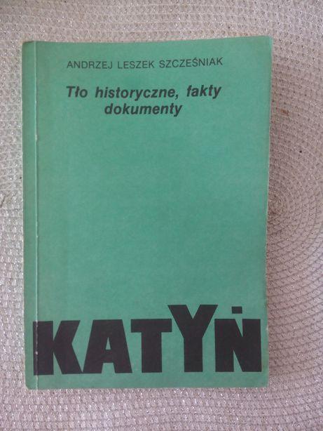 Katyń, wyd. 1989