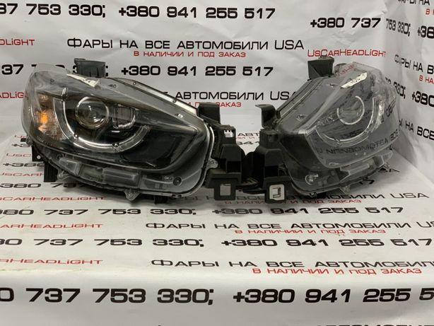Продам комплект фар , Mazda cx5 2015-2017