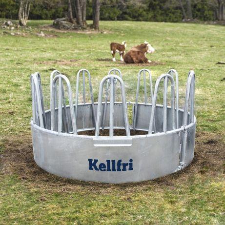Paśnik dla bydła krów 12 stanowisk OCYNK - Łatwy transport - Dostawa