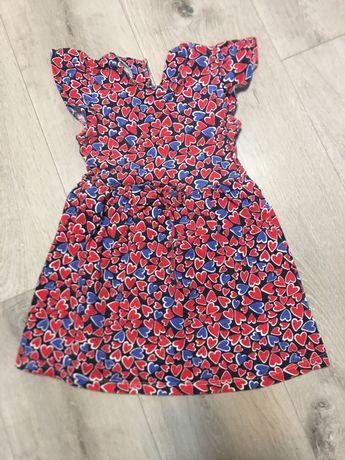Летнее платье Mothercare на 2 года платьице сарафан