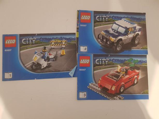 Lego City 60007 Policja