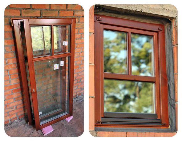 Деревянные окна изготовление