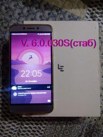 4G/LTE Leeco Le2 64G смартфон 8ядер +НОВОЕ доп. стекло+гель