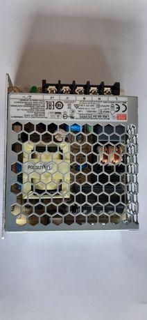 Импульсний блок питания LRS-50-24 (50 вт  24в)