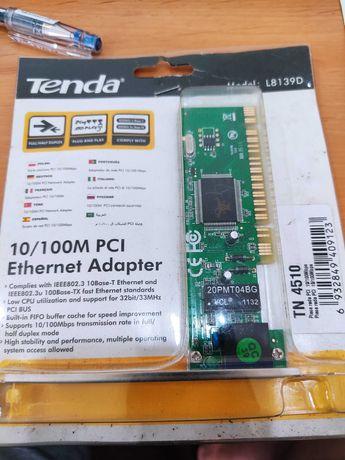 Placa de rede 10/100 PCI