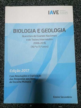 Livro de Exame IAVE- Biologia e Geologia