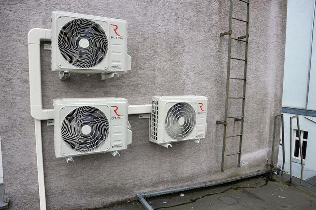 Klimatyzacja z montażem do domu firmy
