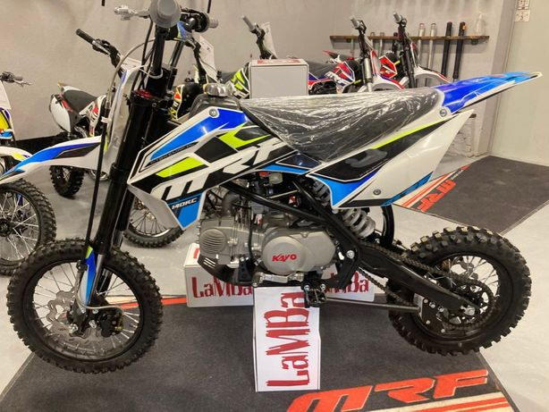 Pit Bike MRF 140 RC mini cross Kayo enduro motocykl