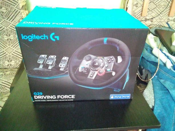Kierownica Logitech g29 driving force