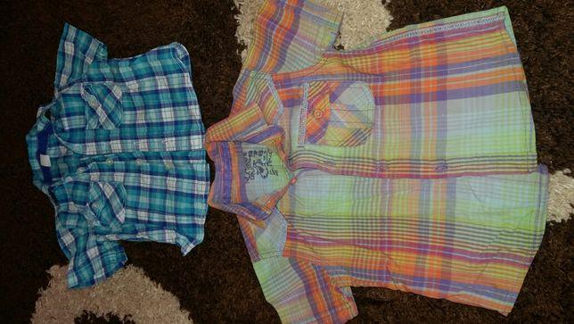 Рубашки на 1-1,5 года