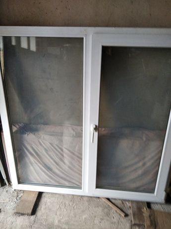 Металопластикові вікна (б.у.)