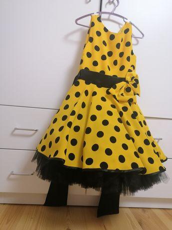 """Продам нарядное платье """"Стиляги"""" размер 134"""