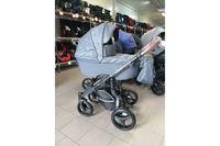 Bebetto Luca - wózek wielofunkcyjny 2w1