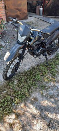 Кроссовый мотоцикл срочно