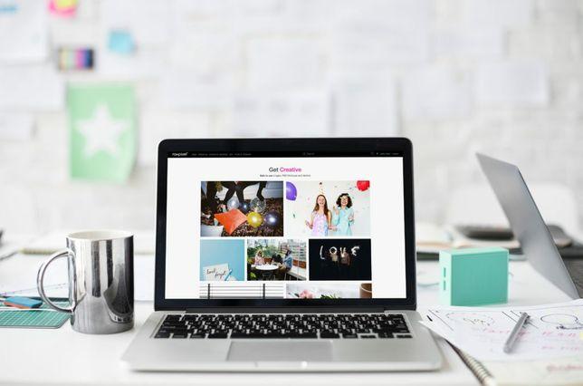 Разработка веб сайта с адаптивным (резиновым) дизайном, создание сайта