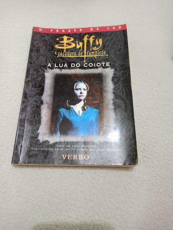 Livro Buffy caçadora de vampiros