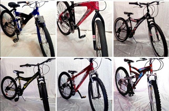 Велосипеды в ассортименте. Состояние идеальное.