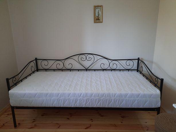 NOWE łóżko metalowe 90x200cm