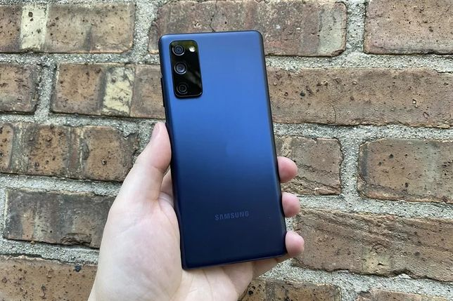 Samsung s20 fe 5g komplet