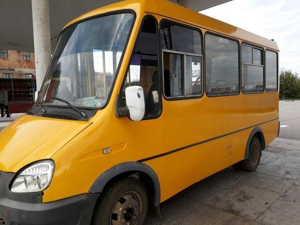Микроавтобус Баз-2215