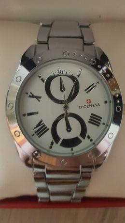 Zegarek na bransolecie (męski)