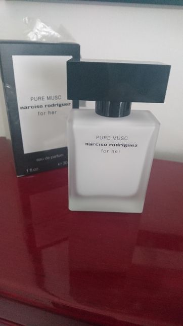 Narciso Rodriguez Pure Musc for her распив