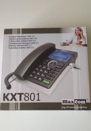 telefon przewodowy KXT 801