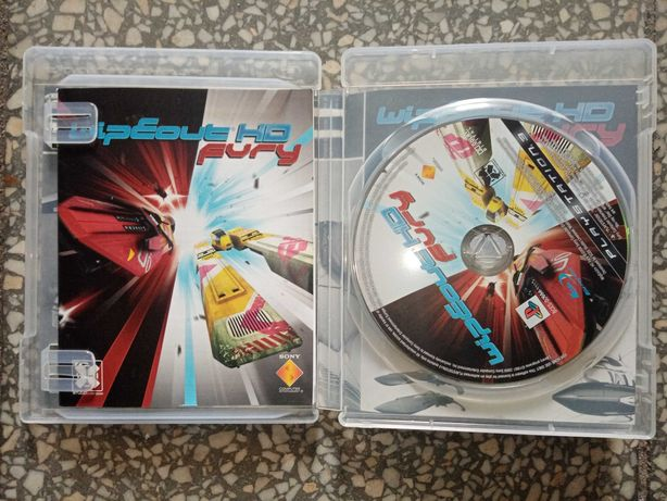 Gra ps3 wipeout