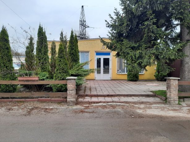 Оренда комерційного приміщення 270 м.кв. вул. Зелена
