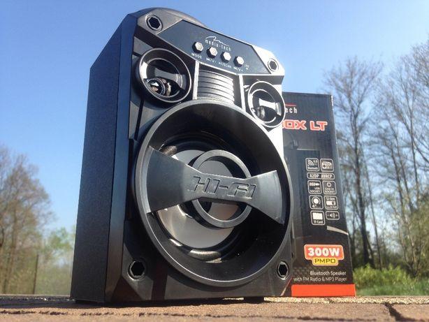 Boombox MP3 Radio Budowlane Wieza Kolumna Glosnik Subwoofer Bluetooth