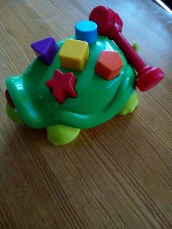 Fisher Price Żółwik Tuptuś